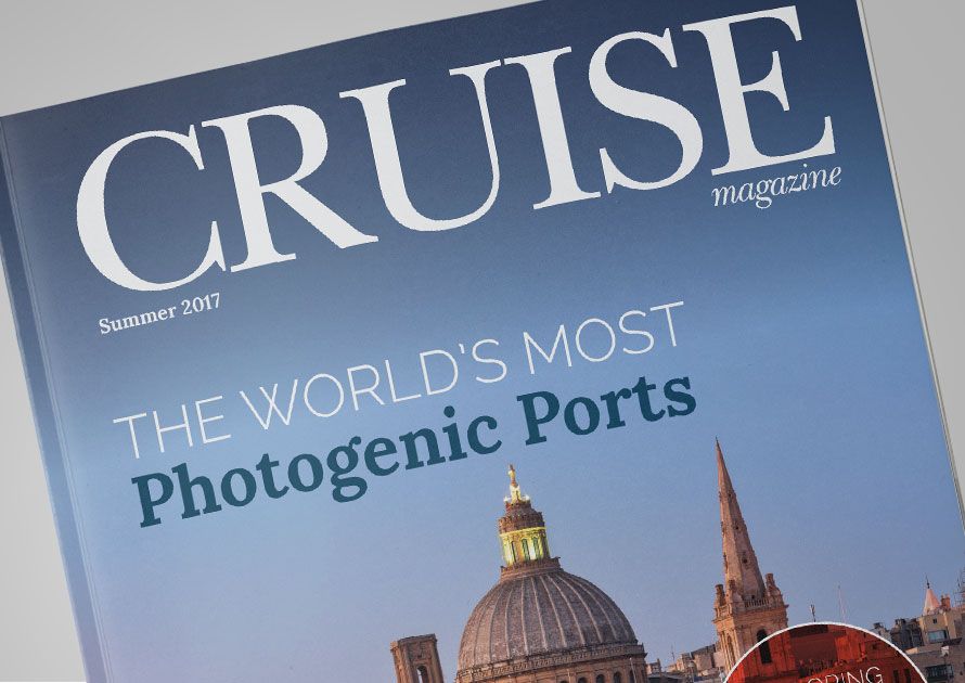 A Cruise magazine cover