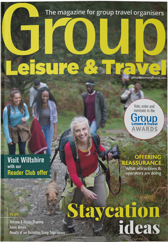 A Group Leisure cover