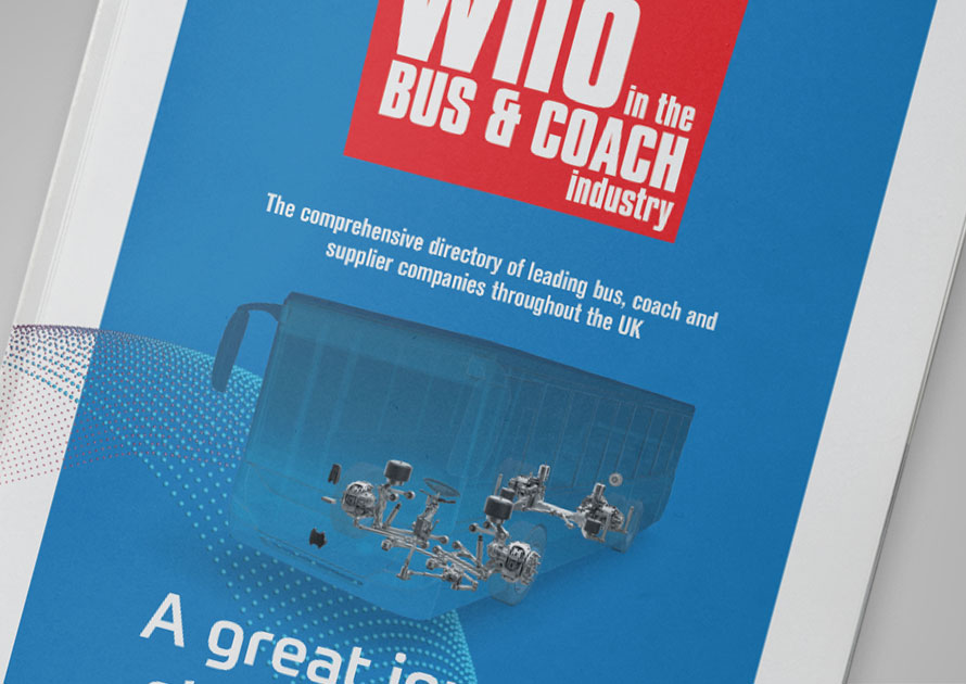A Who's Who in the Bus & Coach Industry cover