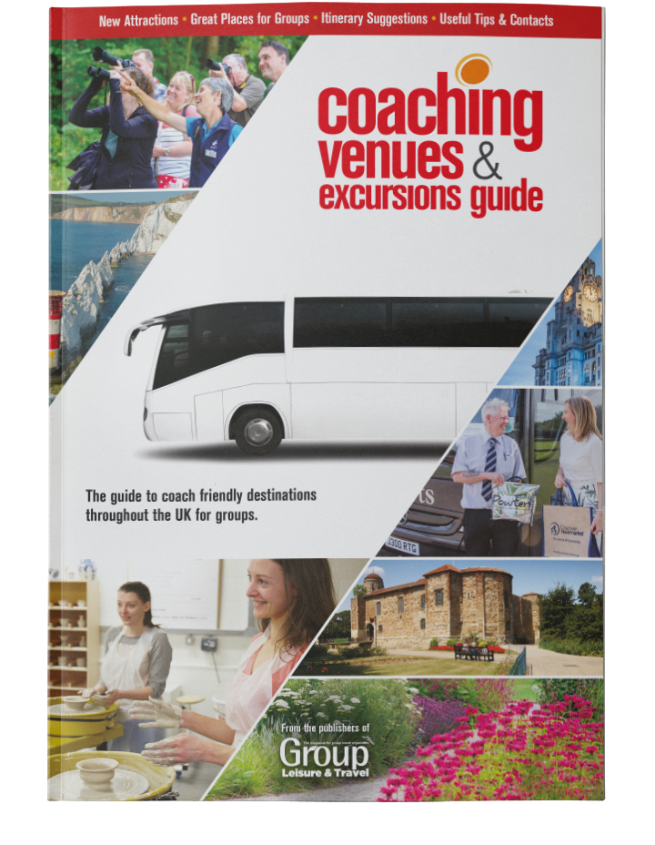A Coaching Venues & Excursions Guide cover