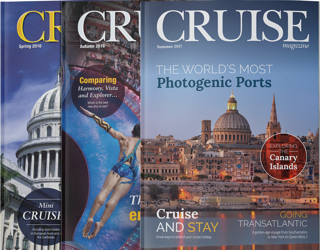 A selection of Cruise covers