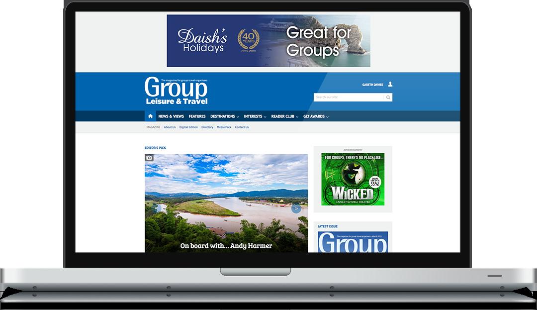 groupleisure.com homepage
