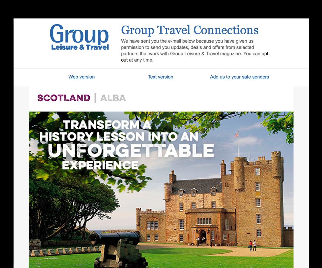 VisitScotland e-broadcast