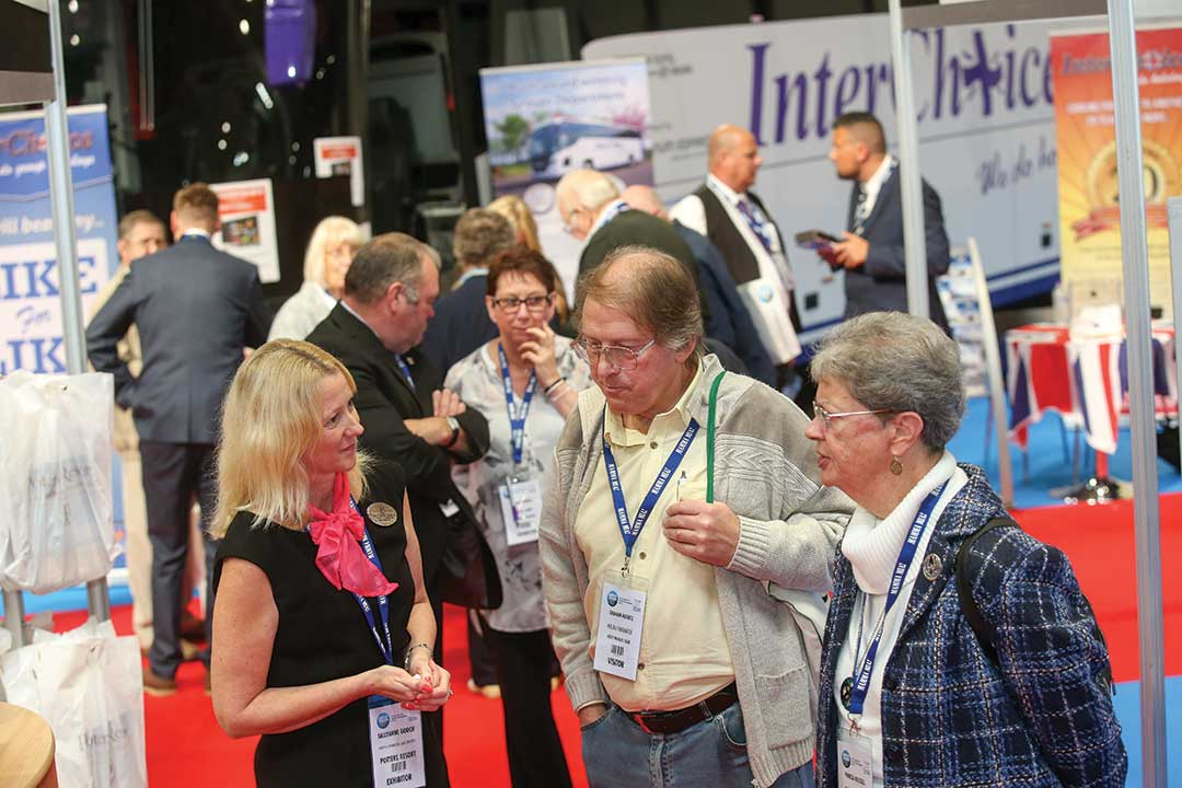 Plenty of things to see and do at the Group Leisure & Travel Show