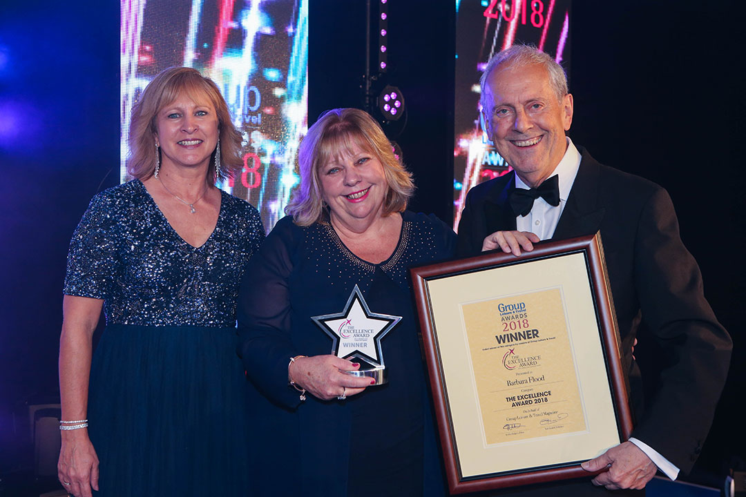 Group Travel Organiser of the Year 2016: Christine Taylor