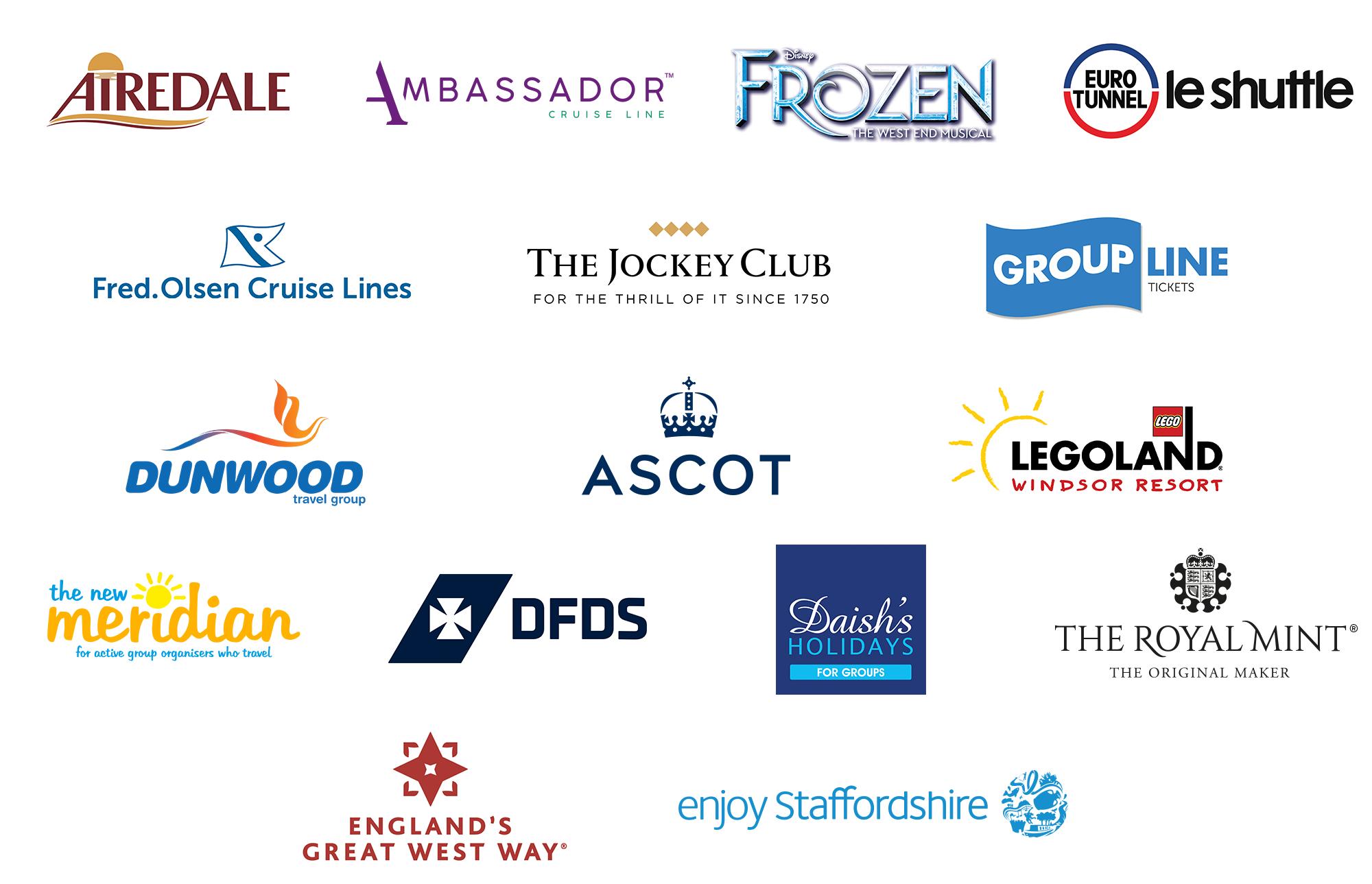 Group Leisure & Travel Awards Partners 2021
